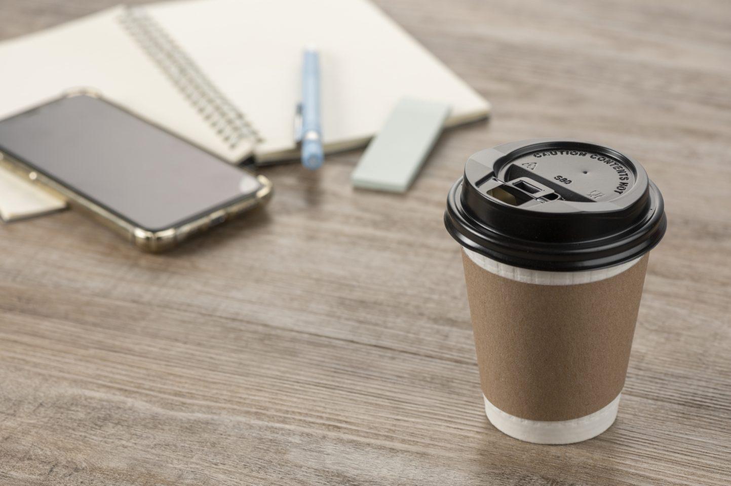 コーヒー デスク
